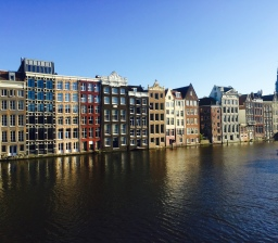 A 'dam good time in the Netherlands!