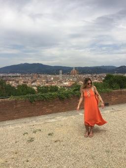 Fierce Firenze…What I wore
