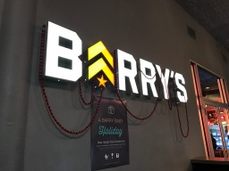 Butt Whooping by Barry's