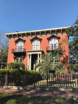 A weekend in Savannah