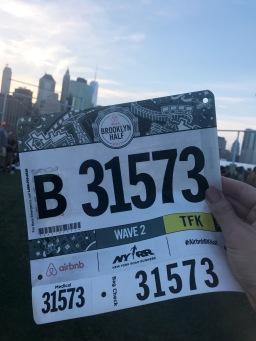 The 2017 Airbnb Brooklyn Half Marathon Pre-Party + my running prep!