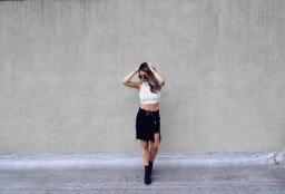 Skirt Swag