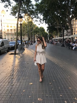 Barcelona: What I Wore