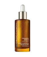 2. Shimmering Body Oil