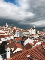 Views from Miradouro de São Pedro de Alcântara