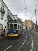 28 tram!