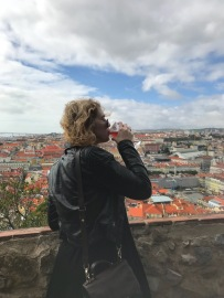 Wine with a VIEW @ Miradouro do Castelo de São Jorge