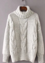 romwe sweater 1