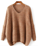 romwe sweater 2