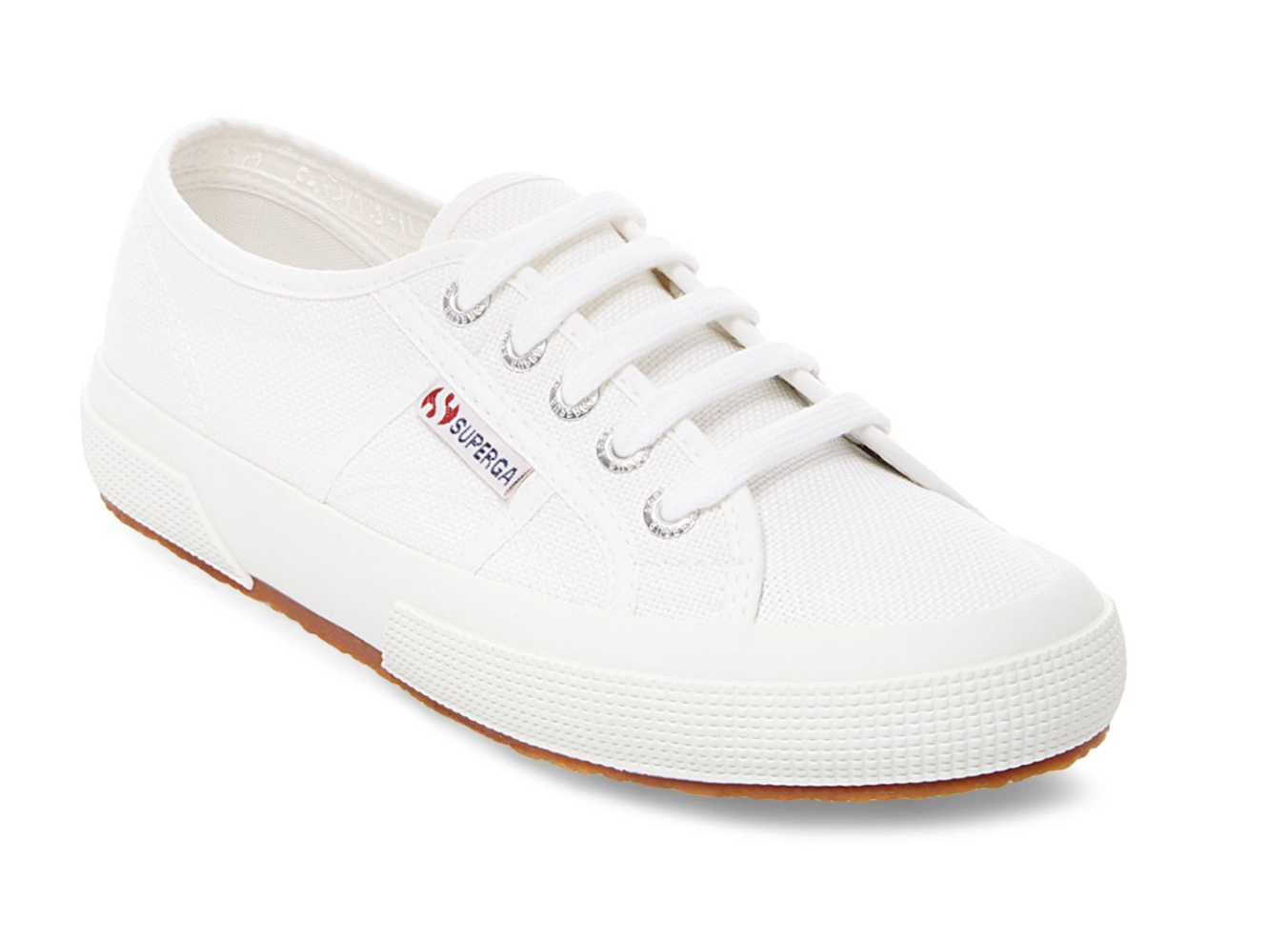 White Sneakers Worth Getting Dirty