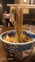 Soba Noodle Shop in Odawara