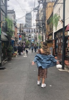 Asakusa side streets
