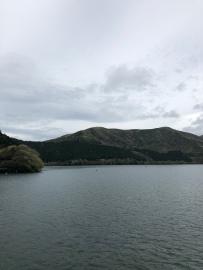 Views of Lake Ashi